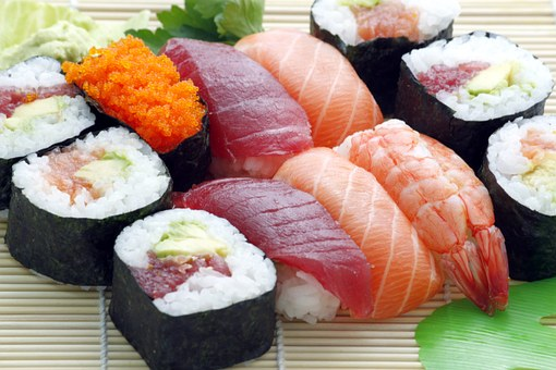 コーギー寿司